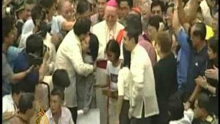 """""""Do You Love Me?""""...Pope Francis 2015 (Manila Cathedral)"""