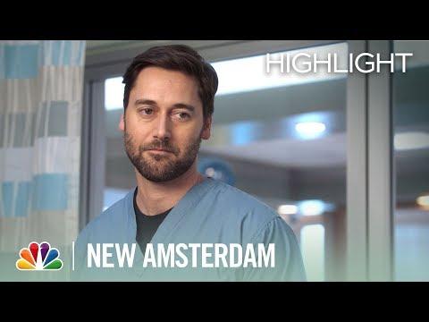 Max Encourages Gabriela to Say Goodbye - New Amsterdam