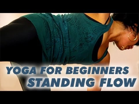 Standing Flow Yoga for Beginners