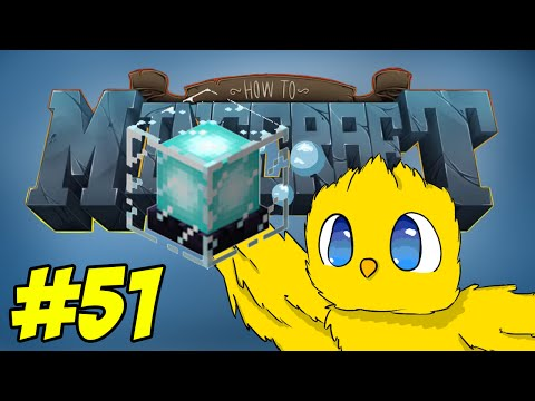 Minecraft: How To Minecraft Ep. 51 Beacon Buffed Mining