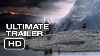 The Lord of the Rings Ultimate Trilogy Trailer 2012 HD