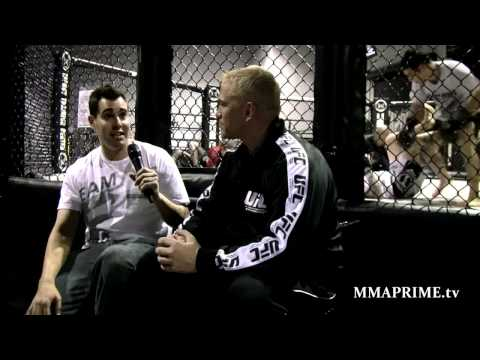 Wand Fight Team Coach Tompkins talks Wandi Silva, Team Tompkins and Belfort vs Silva