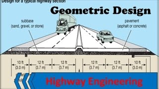 Geometric Design Lecture 2 Highway Engineering.