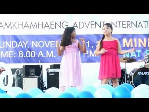 Ramkhamhaeng Advent International School Bangkok : STAR 2012