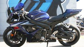 9. 2007 Suzuki GSXR 750 Motorcycle For Sale