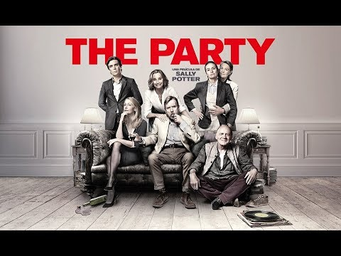 The Party - tráiler español-VE doblado?>