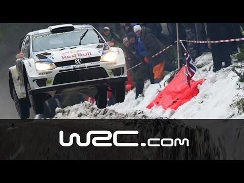 WRC Sweden - Stages 22-24