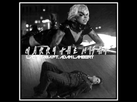 Adam Lambert - Marry The Night lyrics