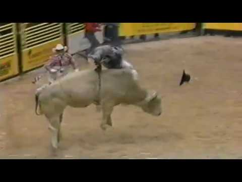 Tuff Hedeman's Wreck On Bodacious (extended Version)