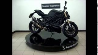7. NOW SOLD - Ducati Streetfighter 848 For Sale - £9,395.00 - A2503