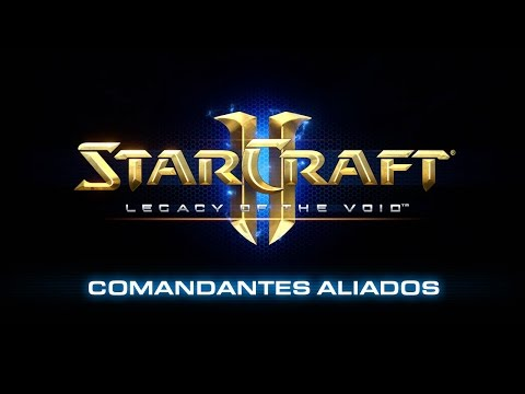StarCraft II: Legacy of the Void - Avance de «Comandantes aliados»