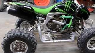 2. Kawasaki KFX 450R 2008