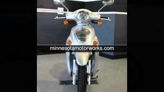 10. 2007 Kymco People 50  Used Motorcycles - Blaine,Minnesota