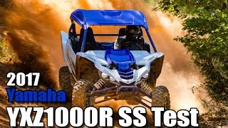 9. 2017 Yamaha YXZ1000R SS Test Review