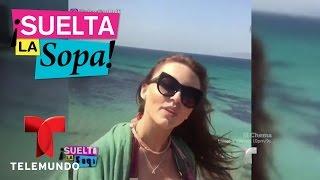 Video oficial de Telemundo Suelta La Sopa. Sorprendimos a la bella pareja en camino a disfrutar sus vacaciones de fin de año. SUBSCRIBETE: ...