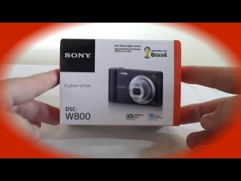 Unboxing and Review of the Sony Cyber-shot DSC-W800 Digital Camera ~ [4]