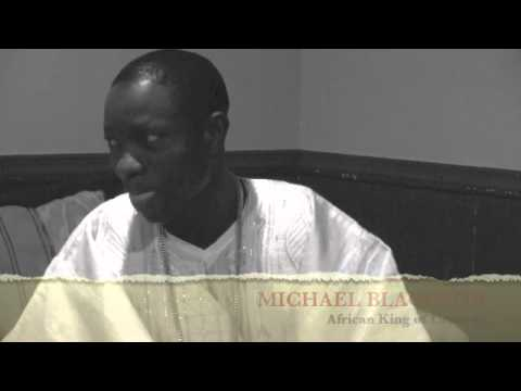 Michael Blackson - African King of Comedy on BIG BAD BOOG TV
