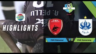 PSM MAKASSAR (0) vs PSIS SEMARANG (0) - Full Highlight   Go-Jek LIGA 1 bersama Bukalapak