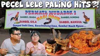 Video PECEL LELE + SAMBAL Makanan Terbaik Indonesia !! MP3, 3GP, MP4, WEBM, AVI, FLV Februari 2018