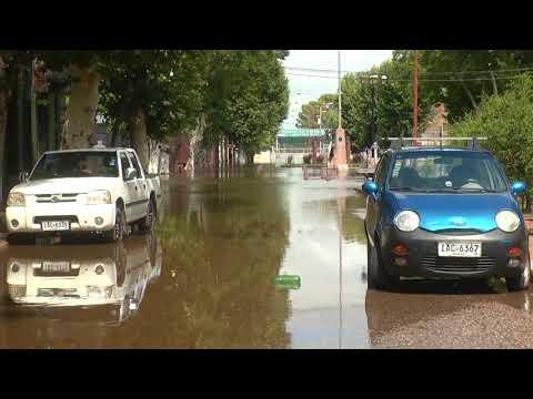 Continúa el aumento el número de desplazados a causa de las inundaciones.