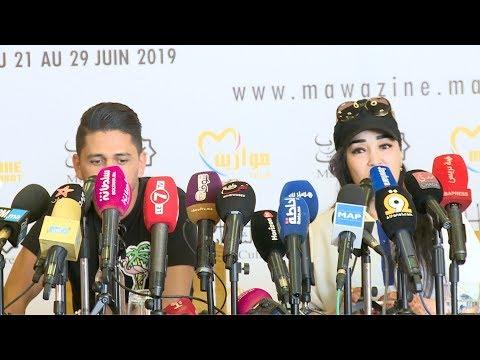 موازين 2019.. عائشة تاشنويت تعرب عن تفاؤلها بشأن مستقبل الأغنية الأمازيغية