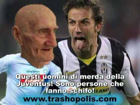 Zio Peppe contro la Juve
