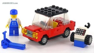 Download Lagu LEGO Classic Town 6655 Auto & Tire Repair from 1984! Mp3