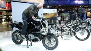8. BMW F800 GT + New BMW R1200 GS Motorbike Commercial Milan Highlights Carjam TV Car TV Show HD 2013