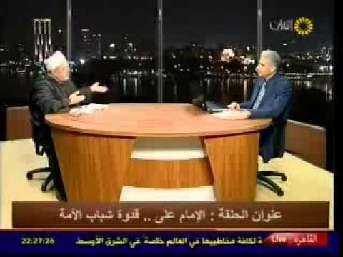 النبي تولى تربية الامام علي بإذن من السماء | الشيخ حمزة البدرى