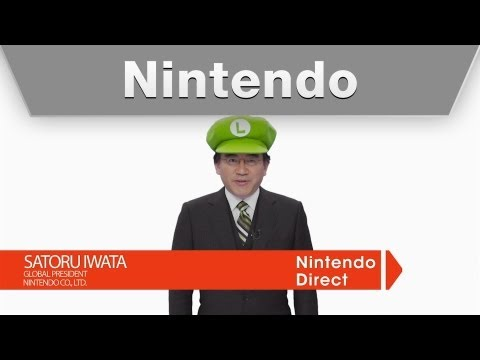 Watch Nintendo's Luigi-Centric Direct Video Conference