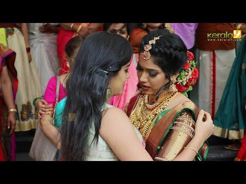 Actress Athira Madhav Marriage And Wedding Reception Full - Kerala9.com