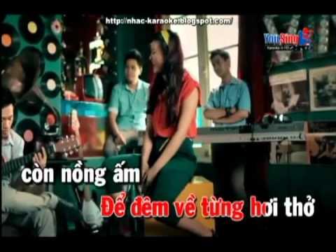 Nếu như anh đến - Văn Mai Hương [ Karaoke ]