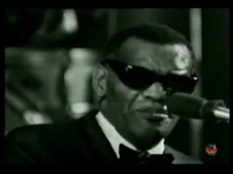 Ray Charles - A Tear Fell lyrics