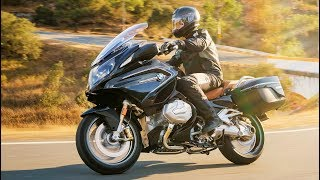8. 2019 BMW R 1250 RT - The Fascination Of Travel And Touring