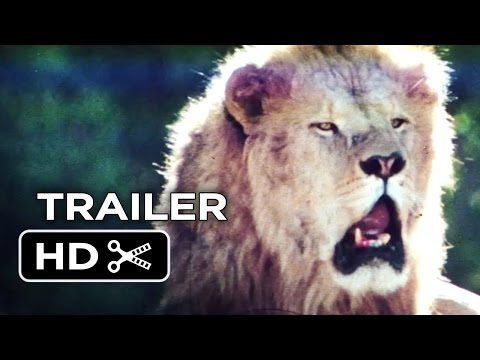 This is the trailer for the movie ROAR. Over 70 of the cast and crew were injured by untamed lions, cheetas and leopards during its production. Jesus Christ.