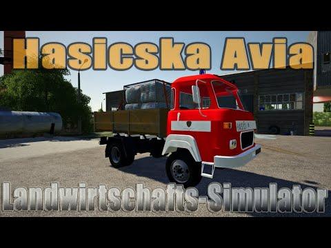 Hasicska Avia v1.0.0.0