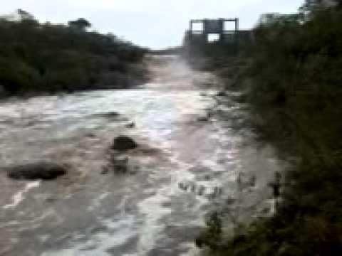 Barragem de Barra da Estiva - Ba