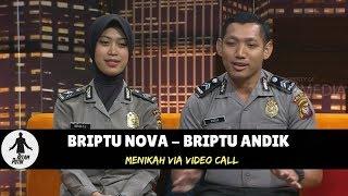 Video BRIPTU NOVA DAN BRIPTU ANDIK MENIKAH VIA VIDEO CALL | HITAM PUTIH (08/05/18) 2-4 MP3, 3GP, MP4, WEBM, AVI, FLV Juli 2018