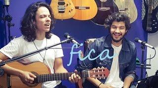image of Fica - ANAVITÓRIA (Gabriel Nandes e Mateus Alves cover) part. Matheus e Kauan