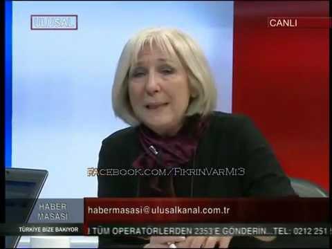 Banu AVAR - 10 Ocak 2012 - Haber Masası - Can KARADUT