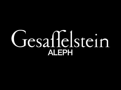 GESAFFELSTEIN - ALEPH