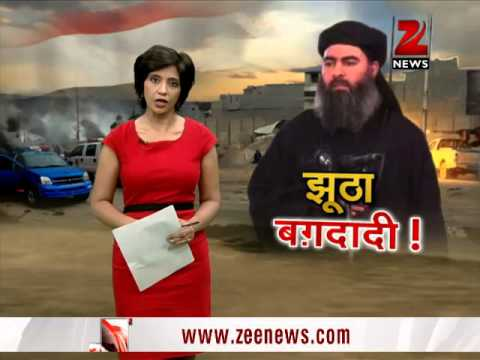 Video Abu Bakr al-Baghdadi video fake, says Iraq govt download in MP3, 3GP, MP4, WEBM, AVI, FLV January 2017