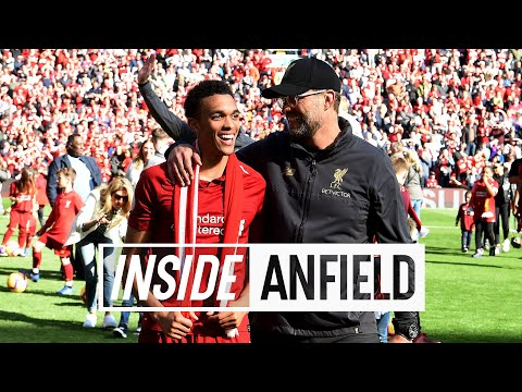 Inside Anfield: Liverpool 2-0 Wolves | Amazing post-match scenes following season-finale