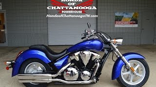 9. 2015 Honda Stateline 1300 For Sale / Honda of Chattanooga TN Motorcycles - VT13CT
