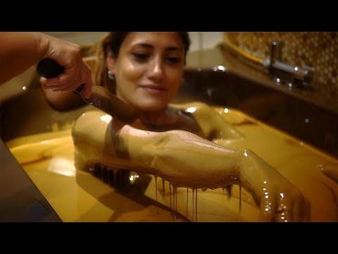 Αζερμπαϊτζάν: Τα ιαματικά λουτρά πετρελαίου Ναφταλάν