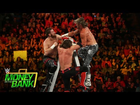 Men's Money in the Bank Ladder Match: WWE Money in the Bank 2017 (WWE Network Exclusive) (видео)