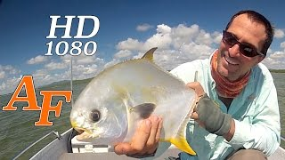 Video Fly Fishing Permit, Big Fish on Fly Rod, A great capture Fly Fishing EP.28 MP3, 3GP, MP4, WEBM, AVI, FLV Desember 2017