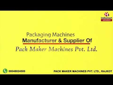Pack Maker Machines Pvt. Ltd.