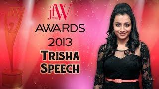 Video Madhavan is very Lucky | Trisha Speech at JFW awards | Excellence in Entertainment | JFW Magazine MP3, 3GP, MP4, WEBM, AVI, FLV Januari 2019