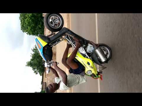 Italjet dragster 180 Wheelie